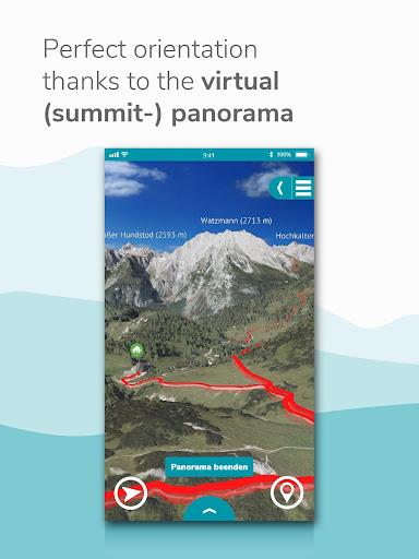 RealityMaps: 3D map with tours, GPS navigation 0.1.9.200812 screenshots 12
