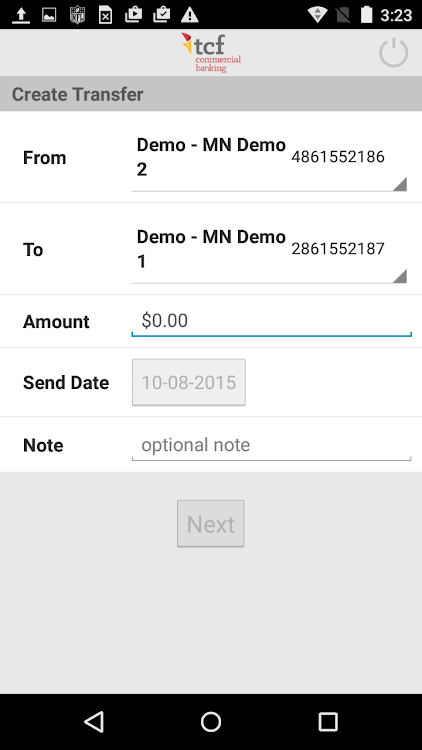 TCF Commercial Banking App – (Android Aplicaciones) — AppAgg