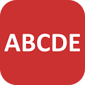 ABCDE approach icon