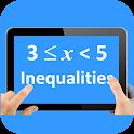 Maths C1 Algebra Inequalities icon
