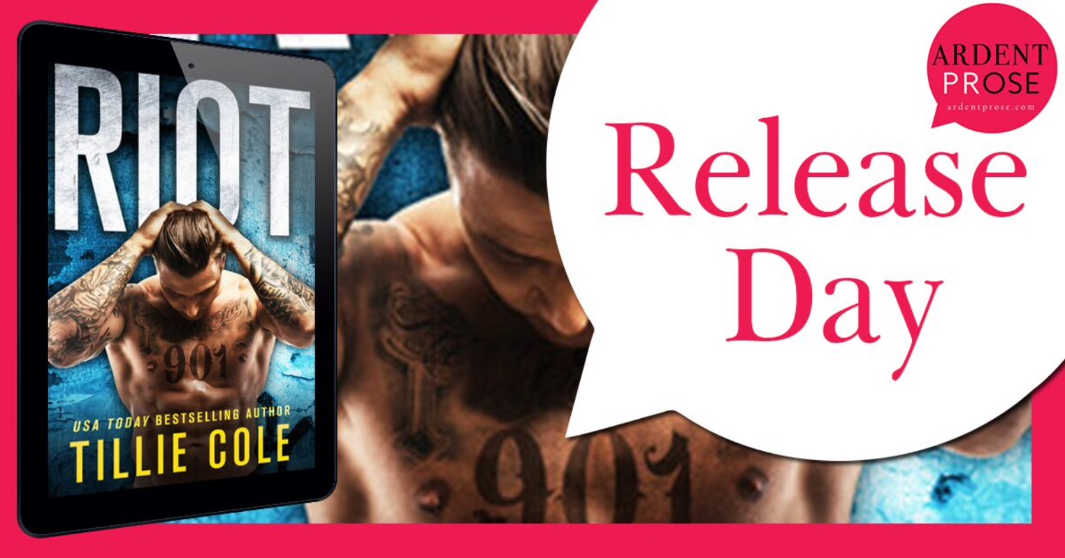 Release Blitz: Riot (A Scarred Souls Novel) by Tillie Cole