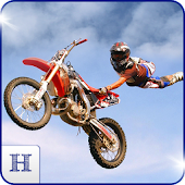 Real Motocross Jumping