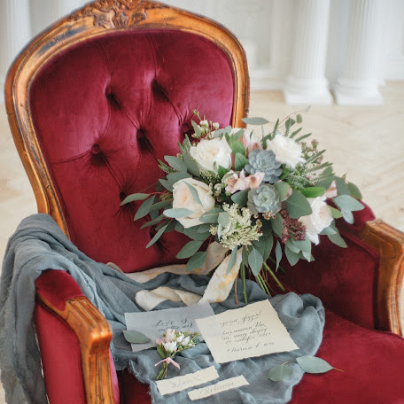 Wedding photographer Ekaterina Rusinova (rusinka). Photo of 01.02.2018