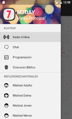 android Ministerio 7Day (App Oficial) Screenshot 0