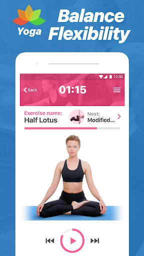 Yoga - Poses & Classes 1.25 screenshots 1