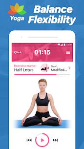 Yoga – Poses & Classes 1