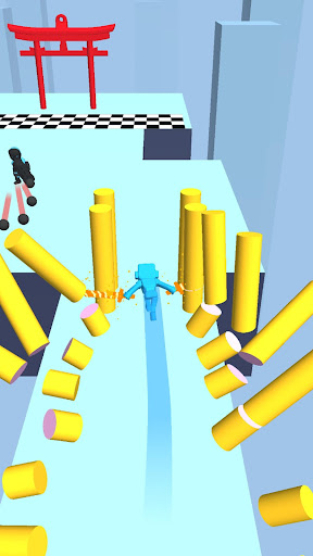 Cut u2019em All: Samurai Dash modavailable screenshots 9