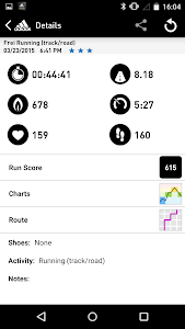 miCoach train & run v2.3.1.14651