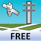 電力座標地圖(GPS) icon