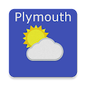 Plymouth, UK - weather icon