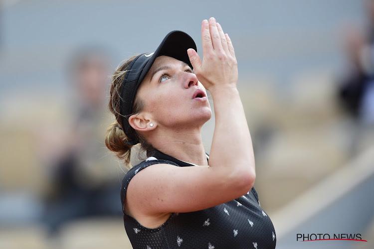 Heuglijk nieuws naast de baan: Simona Halep stapt in het huwelijksbootje