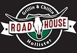 Logo for Grillin & Chillin Roadhouse