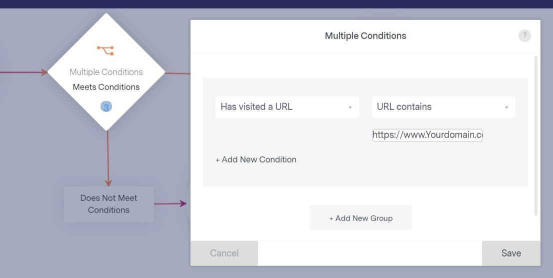 Multiple Conditions in workflow