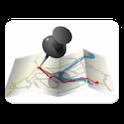 GPS Route Lite icon