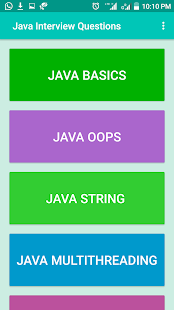 Java Interview Questions and Answers - náhled