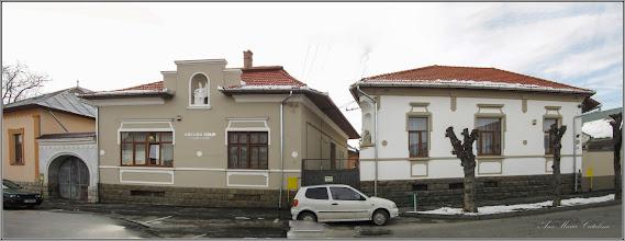 Photo: Turda - Bustul lui Mihai Eminescu, Str. M.Eminescu, Nr.5 - 2019.01.28