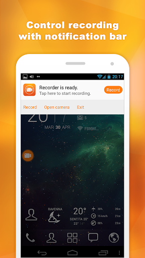 screen recorder android