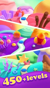 Crazy Candy Bomb – Sweet match 3 game 2