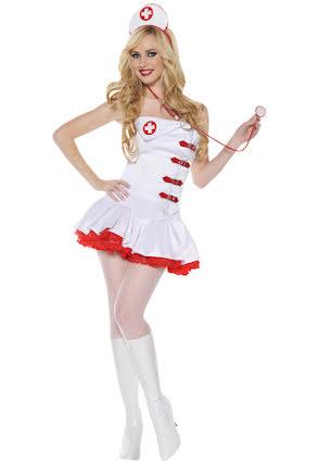 Dräkt, Sjuksköterska