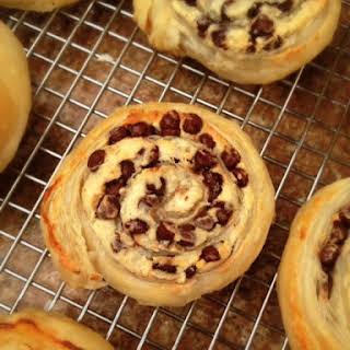 Cream Cheese Puff Pastry Cookies.