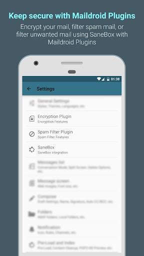 MailDroid screenshot 7