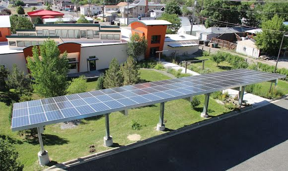 Northern Plains Resource Council, solar panels