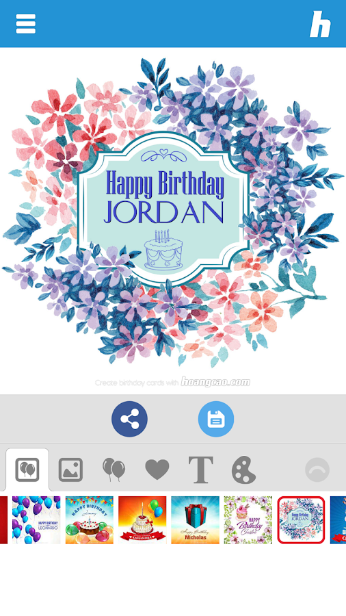 Happy Birthday Card Maker Android Apps on Google Play – Happy Birthday Card Generator