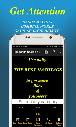 Incognito Search for Instagram 2.67 screenshots 11