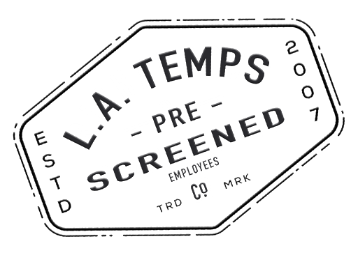 Los Angeles Employment Agency - Temps Agency 323-588-1927