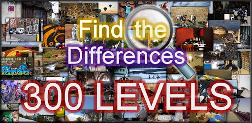 Find the differences 300 level game (apk) free download for Android/PC/Windows screenshot