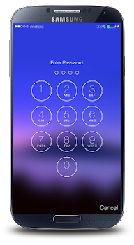 Password Screen Lock
