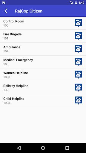 RajCop Citizen screenshot 5