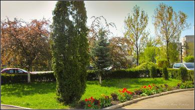 Photo: Parcul Bisericii Ortodoxe de pe Calea Victoriei, Nr. 31 - 2017.04.11