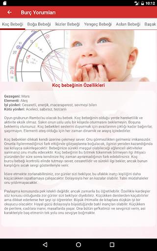 Gün Gün Gebelik Takibi app (apk) free download for Android/PC/Windows screenshot