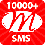 10000+ SMS Message Collection Icon