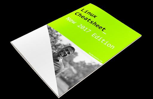 Linux Cheatsheet 2017