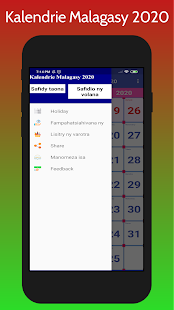Kalendrie Malagasy 2020 for PC-Windows 7,8,10 and Mac apk screenshot 5