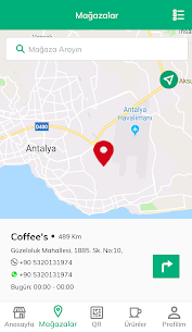 The best coffee of the city. 2