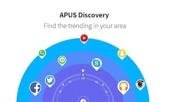 Screenshot of APUS Launcher-Small,Fast,Boost