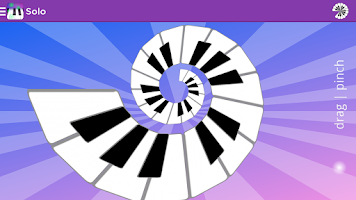 Screenshot of Magic Piano by Smule