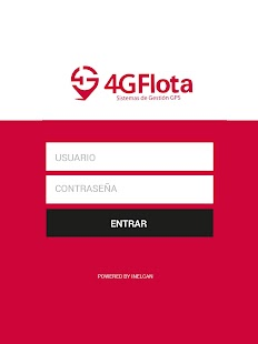 4GFlota User Connect- screenshot thumbnail