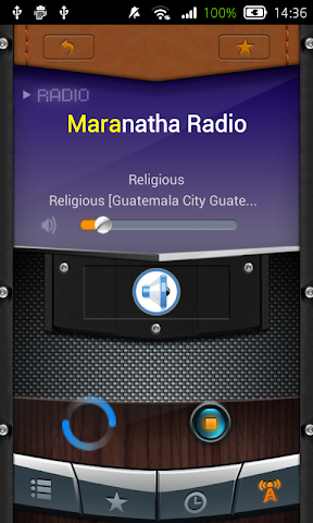 android Radio Guatemala Screenshot 2