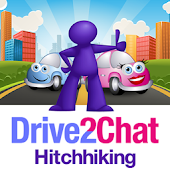 Drive2Chat: chat, connect & go