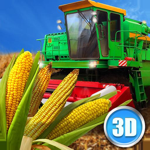 Euro Farm Simulator: Corn
