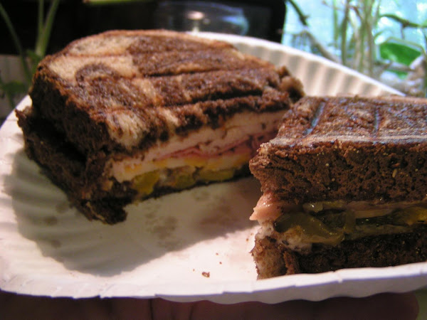 Mother's Day Special Sammie Recipe
