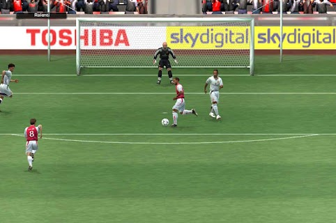 Football Real Gol screenshot 01