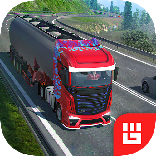Truck Simulator PRO Europe (Mod Money) 2.0 mod