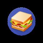 Sandwich Club icon