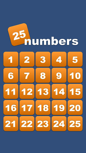 25numbers