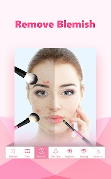 InstaBeauty -Makeup Asmenukės Kamera APK screenshot thumbnail 9